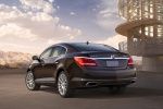 2014 Buick LaCrosse in Mocha Bronze Metallic - Static Rear Left View