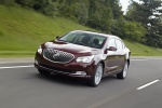 Picture of 2014 Buick LaCrosse V6 AWD in Crystal Red Tintcoat