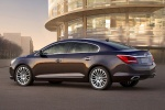 2015 Buick LaCrosse - Static Rear Left Three-quarter View