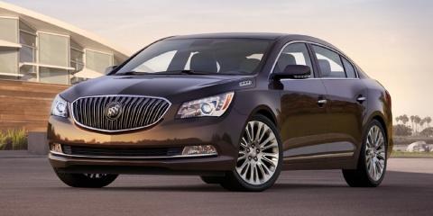 2015 Buick LaCrosse 1SV, Leather, Premium, V6 AWD, Hybrid Review