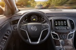 Picture of 2016 Buick LaCrosse Cockpit in Choccachino