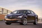 2016 Buick LaCrosse - Static Front Left View