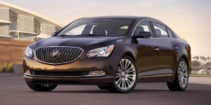 2016 Buick LaCrosse Reviews / Specs / Pictures / Prices