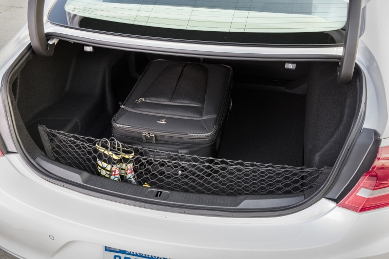 2017 Buick LaCrosse Trunk Picture