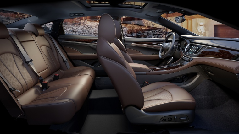 2017 Buick LaCrosse Interior Picture
