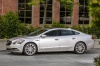 2017 Buick LaCrosse in Quicksilver Metallic from a front left three-quarter view