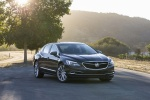 2017 Buick LaCrosse in Graphite Gray Metallic - Static Front Right View
