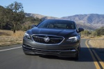 2017 Buick LaCrosse in Graphite Gray Metallic - Driving Frontal View