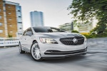 2017 Buick LaCrosse in Quicksilver Metallic - Driving Front Right View