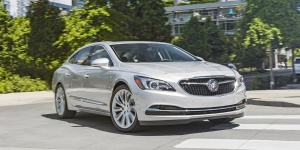2017 Buick LaCrosse Reviews / Specs / Pictures / Prices