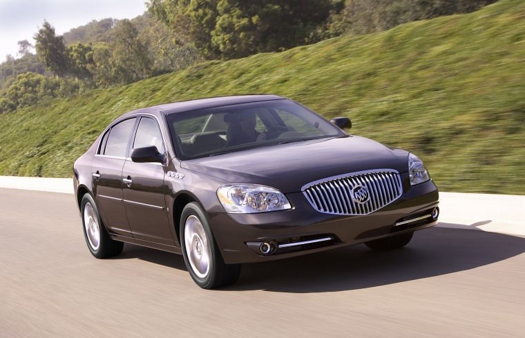 2010 Buick Lucerne Super Picture