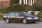 2010 Buick Lucerne Super in Cyber Gray Metallic - Static Front Right Three-quarter View