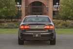 2011 Buick Lucerne Super in Cyber Gray Metallic - Static Rear View