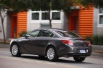 Picture of 2011 Buick Regal CXL in Cyber Gray Metallic
