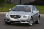 2011 Buick Regal CXL in Quicksilver Metallic - Static Front Left View