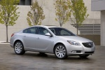 2012 Buick Regal in Quicksilver Metallic - Static Front Right Three-quarter View