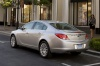 2013 Buick Regal in Quicksilver Metallic from a rear left view