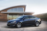 Picture of 2014 Buick Regal Turbo AWD in Black Diamond Tricoat