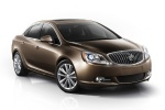 2012 Buick Verano in Mocha Bronze Metallic - Static Front Three-quarter View