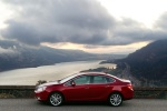 Picture of 2012 Buick Verano in Crystal Red Tintcoat