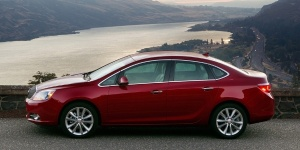 2012 Buick Verano Reviews / Specs / Pictures / Prices