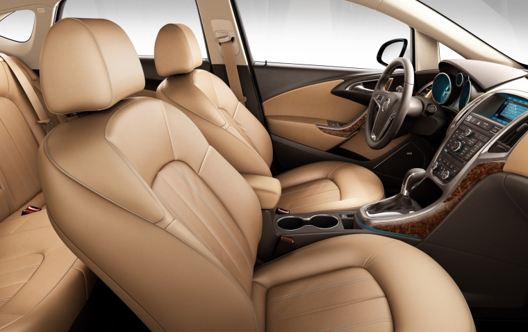 2013 Buick Verano Front Seats Picture