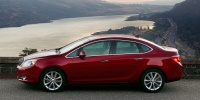 2013 Buick Verano Convenience, Leather, Premium Review