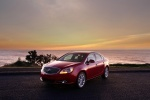 Picture of 2014 Buick Verano in Crystal Red Tintcoat
