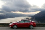 Picture of 2015 Buick Verano in Crystal Red Tintcoat