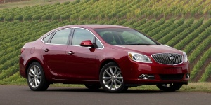 Buick Verano Reviews / Specs / Pictures / Prices