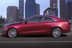 Picture of 2013 Cadillac ATS 3.6 in Crystal Red Tintcoat
