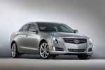 Picture of 2013 Cadillac ATS 2.0T in Radiant Silver Metallic