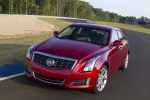 Picture of 2013 Cadillac ATS 2.0T in Crystal Red Tintcoat