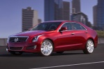 Picture of 2014 Cadillac ATS 3.6 in Crystal Red Tintcoat