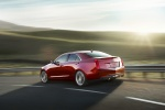 Picture of 2014 Cadillac ATS 2.0T in Crystal Red Tintcoat