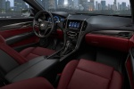 Picture of 2014 Cadillac ATS Interior in Morello Red