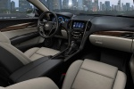 Picture of 2014 Cadillac ATS Interior in Light Platinum