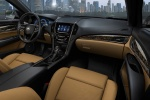 Picture of 2014 Cadillac ATS Cockpit in Caramel