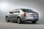 Picture of 2014 Cadillac ATS 2.0T in Radiant Silver Metallic