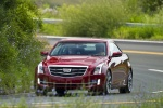 Picture of 2015 Cadillac ATS Coupe 3.6 in Red Obsession Tintcoat