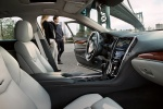Picture of 2015 Cadillac ATS Sedan Front Seats