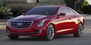 Research the 2015 Cadillac ATS