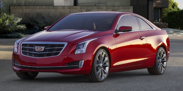2015 Cadillac ATS Pictures