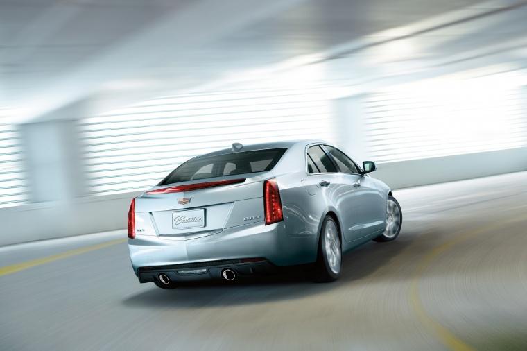 2018 Cadillac ATS Sedan 2.0T Picture