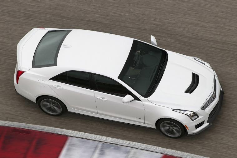 2018 Cadillac ATS-V Sedan Picture