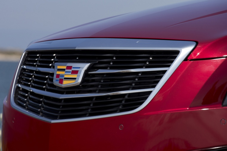 2018 Cadillac ATS Coupe 3.6 Grille Picture