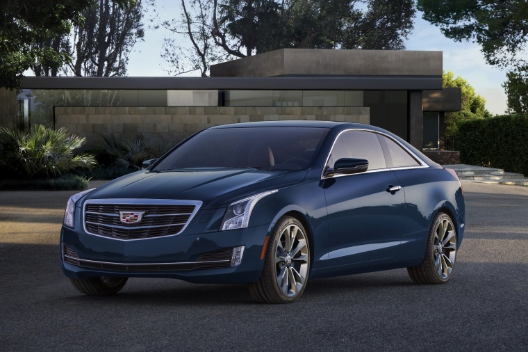2018 Cadillac ATS Coupe 2.0T Picture