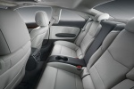 2018 Cadillac ATS Coupe 3.6 Rear Seats