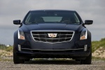 2018 Cadillac ATS Coupe 2.0T in Dark Adriatic Blue Metallic - Static Frontal View
