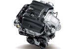 2018 Cadillac ATS 2.0-liter 4-cylinder turbocharged Engine